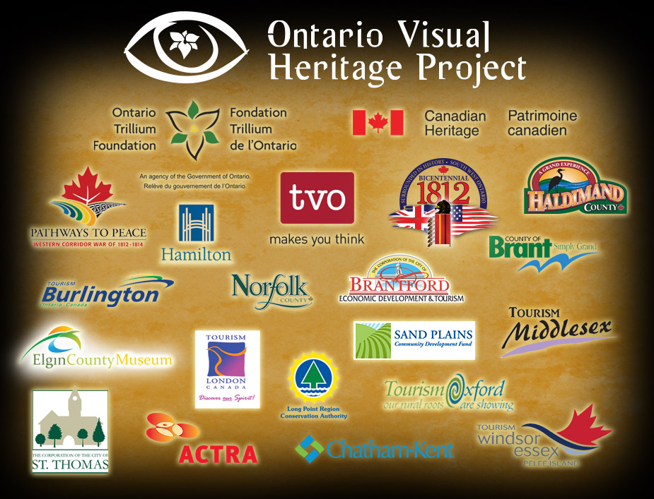 Land Between Documentary Project Partner Logos